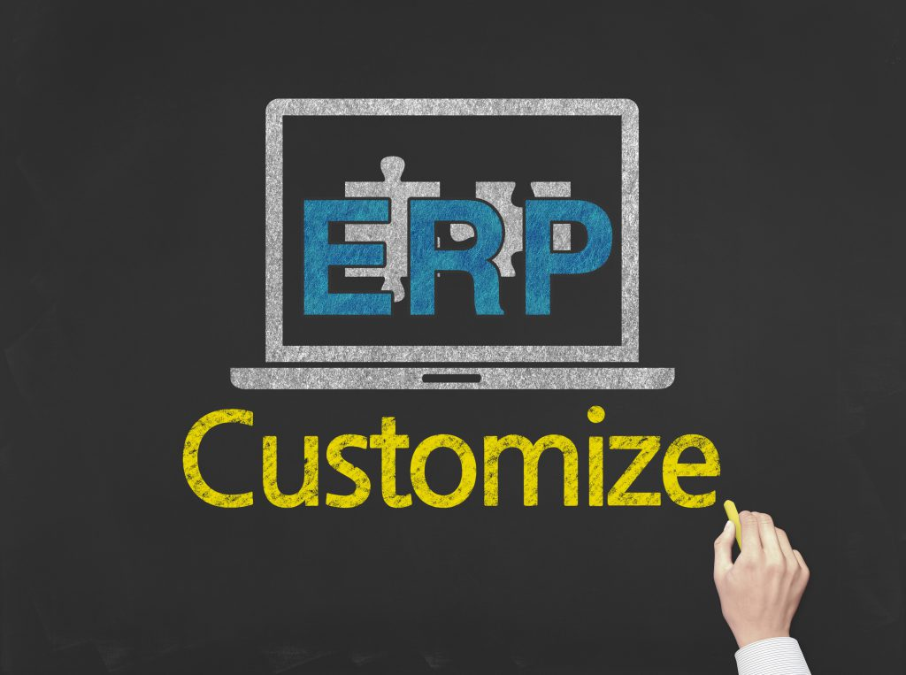 Should You Customise Your New ERP Software Solution?